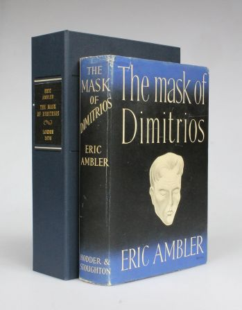 THE MASK OF DIMITRIOS -  image 2