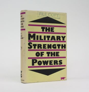THE MILITARY STRENGTH OF THE POWERS -  image 1