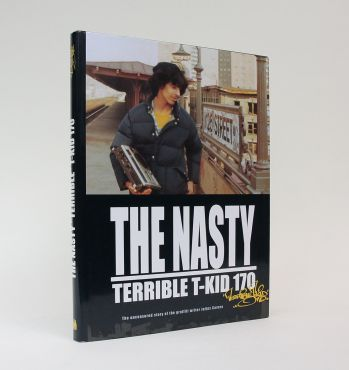 THE NASTY TERRIBLE T-KID 170 -  image 1