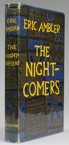 THE NIGHT-COMERS -  image 1