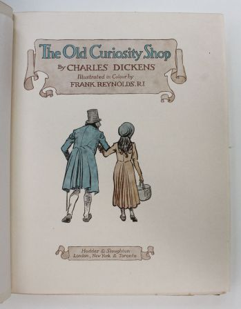 THE OLD CURIOSITY SHOP -  image 5