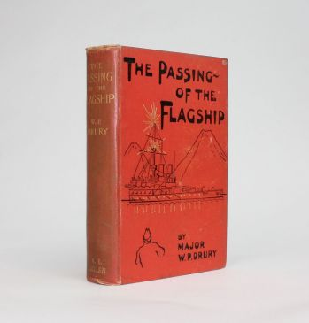 THE PASSING OF THE FLAGSHIP And Other Stories. -  image 1