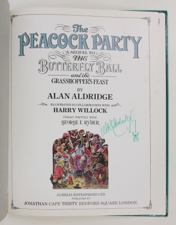 THE PEACOCK PARTY -  image 2
