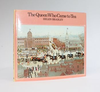 THE QUEEN WHO CAME TO TEA -  image 1