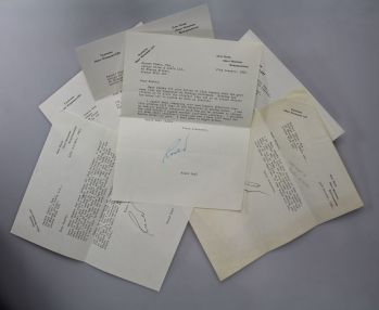 THE RAYNER UNWIN COLLECTION OF ROALD DAHL. Comprising JAMES AND THE GIANT PEACH, CHARLIE AND THE CHOCOLATE FACTORY, FANTASTIC MR FOX, THE MAGIC FINGER and others, Together with Several Typed Letters Signed, Between the Author and his Publisher. -  image 11