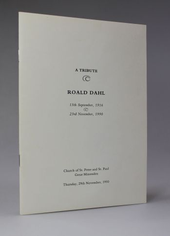 THE RAYNER UNWIN COLLECTION OF ROALD DAHL. Comprising JAMES AND THE GIANT PEACH, CHARLIE AND THE CHOCOLATE FACTORY, FANTASTIC MR FOX, THE MAGIC FINGER and others, Together with Several Typed Letters Signed, Between the Author and his Publisher. -  image 8