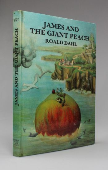 THE RAYNER UNWIN COLLECTION OF ROALD DAHL. Comprising JAMES AND THE GIANT PEACH, CHARLIE AND THE CHOCOLATE FACTORY, FANTASTIC MR FOX, THE MAGIC FINGER and others, Together with Several Typed Letters Signed, Between the Author and his Publisher. -  image 1