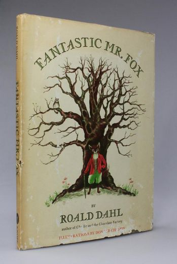 THE RAYNER UNWIN COLLECTION OF ROALD DAHL. Comprising JAMES AND THE GIANT PEACH, CHARLIE AND THE CHOCOLATE FACTORY, FANTASTIC MR FOX, THE MAGIC FINGER and others, Together with Several Typed Letters Signed, Between the Author and his Publisher. -  image 2