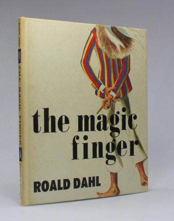 THE RAYNER UNWIN COLLECTION OF ROALD DAHL. Comprising JAMES AND THE GIANT PEACH, CHARLIE AND THE CHOCOLATE FACTORY, FANTASTIC MR FOX, THE MAGIC FINGER and others, Together with Several Typed Letters Signed, Between the Author and his Publisher. -  image 4