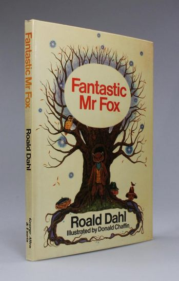 THE RAYNER UNWIN COLLECTION OF ROALD DAHL. Comprising JAMES AND THE GIANT PEACH, CHARLIE AND THE CHOCOLATE FACTORY, FANTASTIC MR FOX, THE MAGIC FINGER and others, Together with Several Typed Letters Signed, Between the Author and his Publisher. -  image 6