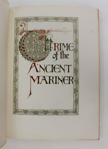 THE RIME OF THE ANCIENT MARINER -  image 3