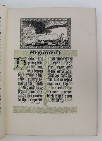 THE RIME OF THE ANCIENT MARINER -  image 5