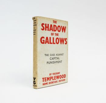 THE SHADOW OF THE GALLOWS: -  image 1