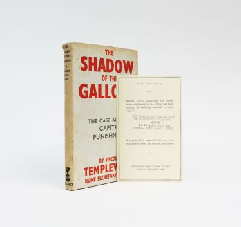 THE SHADOW OF THE GALLOWS: -  image 2