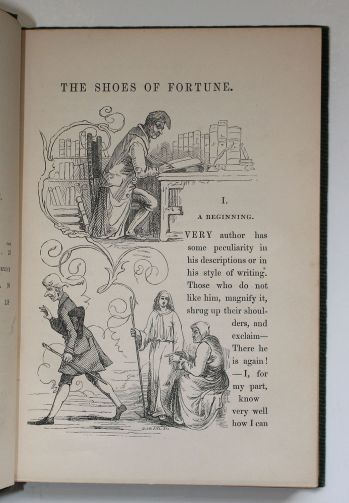 THE SHOES OF FORTUNE AND OTHER TALES -  image 4
