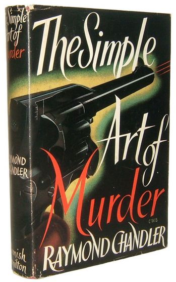 THE SIMPLE ART OF MURDER -  image 1