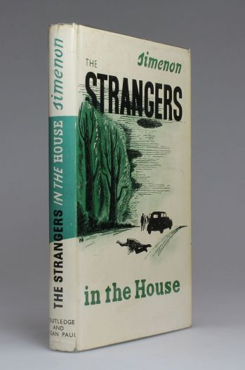 THE STRANGERS IN THE HOUSE -  image 1