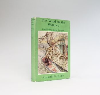 THE WIND IN THE WILLOWS -  image 1