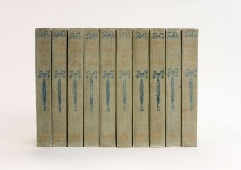 THE WORKS: SENSE AND SENSIBILITY, PRIDE AND PREJUDICE, EMMA, MANSFIELD PARK, NORTHANGER ABBEY and PERSUASION. -  image 2