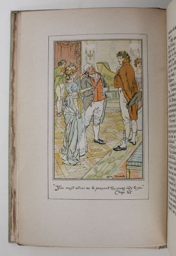 THE WORKS: SENSE AND SENSIBILITY, PRIDE AND PREJUDICE, EMMA, MANSFIELD PARK, NORTHANGER ABBEY and PERSUASION. -  image 5