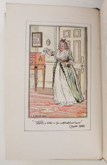 THE WORKS: SENSE AND SENSIBILITY, PRIDE AND PREJUDICE, EMMA, MANSFIELD PARK, NORTHANGER ABBEY and PERSUASION. -  image 8
