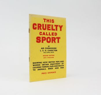 THIS CRUELTY CALLED SPORT! -  image 1