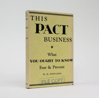 THIS PACT BUSINESS. -  image 1