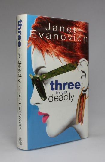 THREE TO GET DEADLY -  image 1