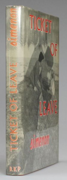 TICKET OF LEAVE -  image 1