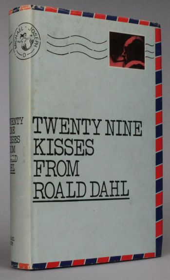 TWENTY NINE KISSES FROM ROALD DAHL -  image 1