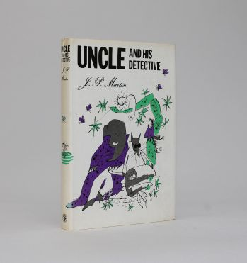 UNCLE AND HIS DETECTIVE -  image 1