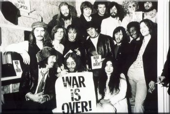 WAR IS OVER -  image 2