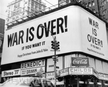 WAR IS OVER -  image 3