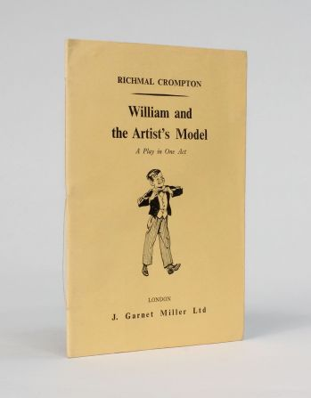 WILLIAM AND THE ARTIST'S MODEL -  image 1