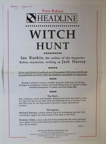 WITCH HUNT -  image 2