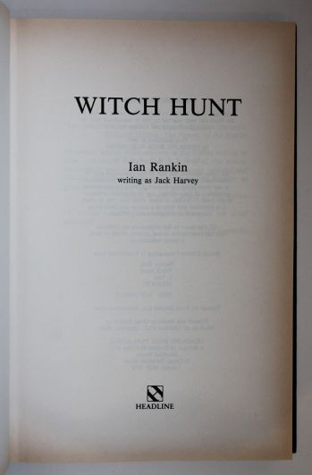 WITCH HUNT -  image 3