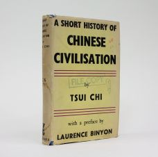 A SHORT HISTORY OF CHINESE CIVILISATION