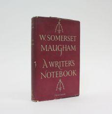 A WRITER'S NOTEBOOK