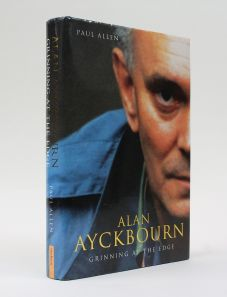 ALAN AYCKBOURN.