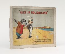 ALICE IN HOLIDAYLAND.