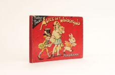 ALICE IN WONDERLAND PANORAMA
