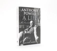 ANTHONY POWELL, A LIFE.