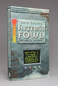 ARTEMIS FOWL - The Arctic Incident