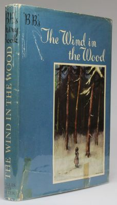 [B.B.'S FAIRY BOOK] THE WIND IN THE WOOD