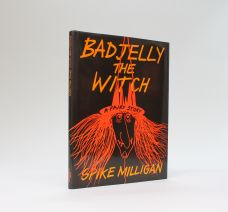 BAD JELLY THE WITCH.