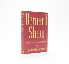 BERNARD SHAW. His Life and Personality