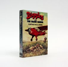 BIGGLES AND THE BLACK RAIDER