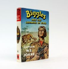 BIGGLES AND THE LEOPARDS OF ZINN
