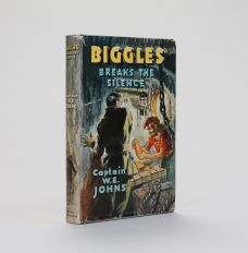 BIGGLES BREAKS THE SILENCE