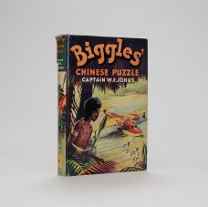 BIGGLES' CHINESE PUZZLE.